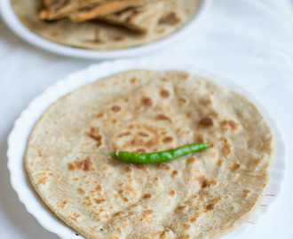 gobi paratha - cauliflower paratha - paratha recipes