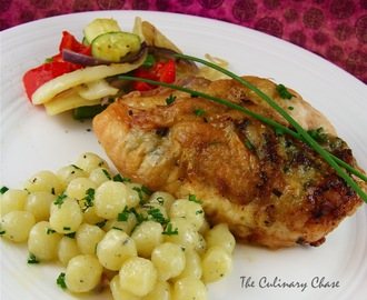 Bacon and Blue Cheese Stuffed Chicken Breasts