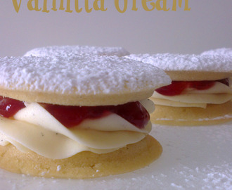 "♥ Whoopie pies ""Vainilla dream"""