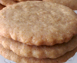 ♥ Galletas Graham Crackers de la Miette Bakery