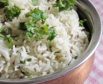 Jeera Rice Recipe - How To Make Jeera Rice - Cumin Rice Recipe