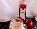 Apple-Cranberry Smoothie/ Festaa Cranberry Smoothie/ Apple Cranberry Smoothie/ Cranberry Syrup Smoothie