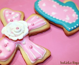 GALLETAS DECORADAS CON GLASA REAL