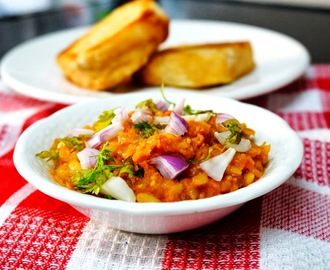 Recipe of Paneer Pav bhaji
