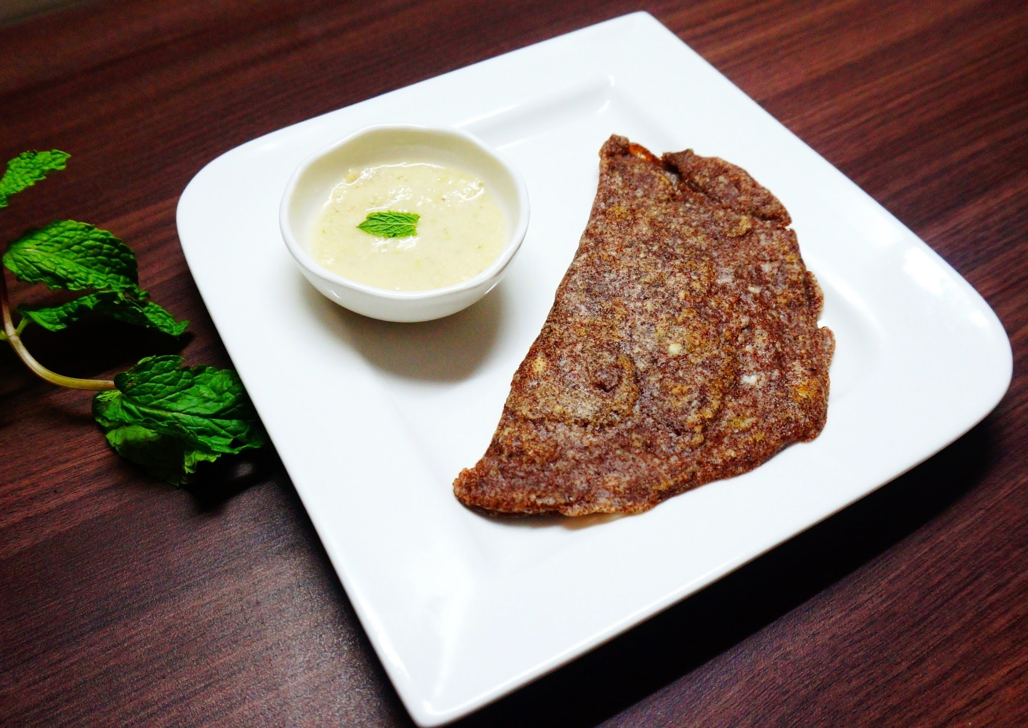 Recipe of Ragi Dosa