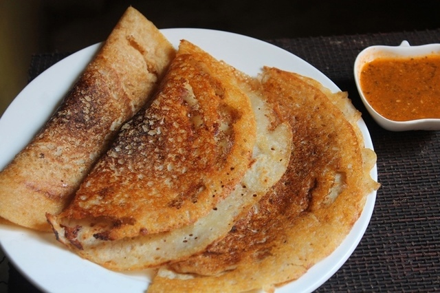 Instant Dosa Mix Recipe - Bachelor Recipes