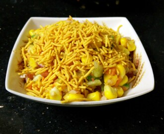 Sweet Corn Chaat | Healthy Chatpata Snack