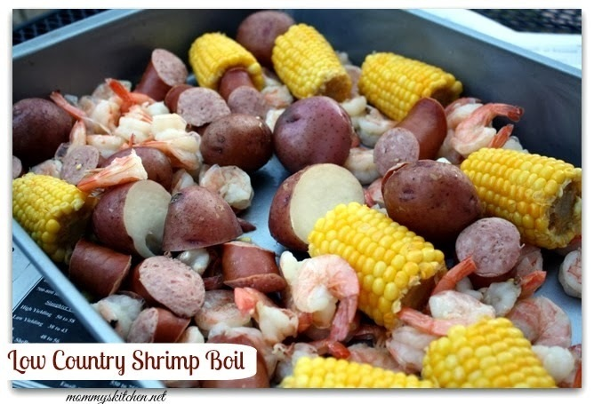 Low Country Shrimp Boil {Butterball Indoor Turkey Fryer by Masterbuilt}
