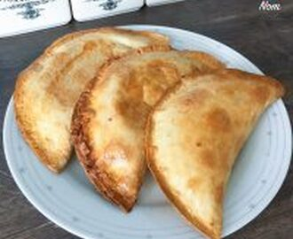 1 Syn Corned Beef Pasties | Slimming World