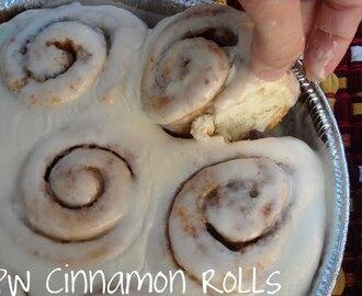The Pioneer Womans Cinnamon Rolls {Christmas Morning Breakfast}