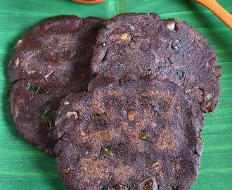Ragi Adai Recipe – Spicy Finger Millet Adai