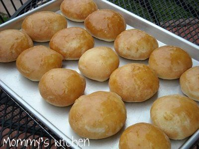 Made from Scratch French Bread Rolls