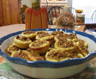 Pecan Tassies ~ A Holiday Favorite