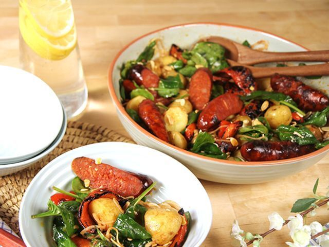 Explore Potato Salad, Chorizo, and more!