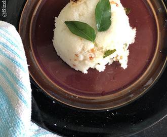 Satvik snacks recipes mytaste uppu sajjige satvik breakfast idea forumfinder Choice Image