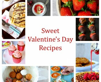 Sweet Valentine's Day Recipes