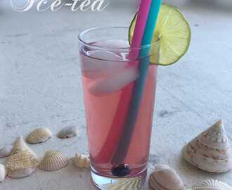 Sommerfestvorfreude & Homemade Ice - Tea {Etiketten-Freebie}