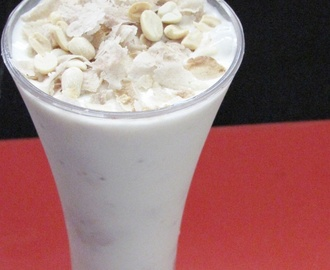 Aval Milk Recipe - Milk Aval - Avil Milk - Aval Milkshake Recipe