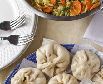 Baby Take A Bao... Dim Sum With An Indian Twist