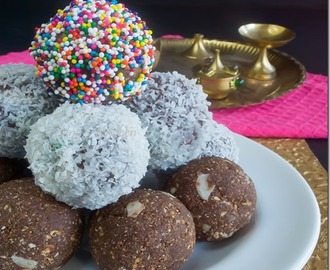 Chocolate ladoo – Kids friendly Recipe