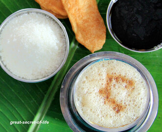 Filter Coffee Recipe - South Indian Filter Coffee Recipe - South Indian Filter Coffee with Milk