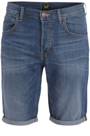 Lee SHORTS POCKET BLUE Man