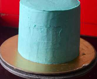 How To Fill and Frost a Four Layer Cake