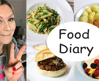 Food Diary YouTube #78