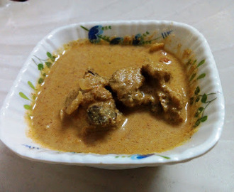 Andhra Mutton Curry (Lamb)