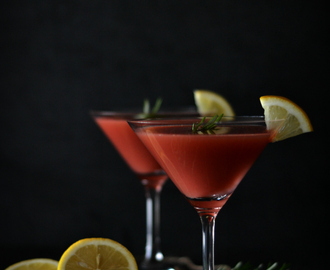Mojito Strawberry Cocktail || Feliz Ano Novo
