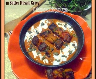Mother's Recipe Challenge :: Tandoori Paneer Tikka Butter Masala