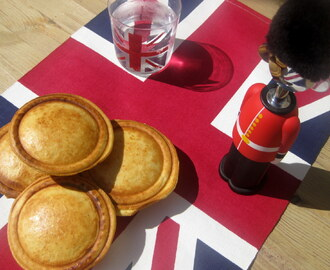 English meat pies o  pasteles de carne ingleses