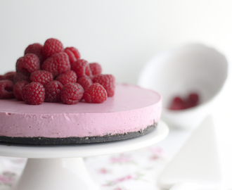 Cheesecake de Frutos Vermelhos e Oreo | Red Berries and Oreo Cheesecake