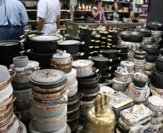 Pots, Pans and Foodie Souvenirs