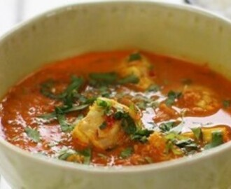 Goa Style Fish Curry