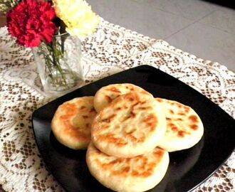HODDEOK (KOREAN SWEET PANCAKE)
