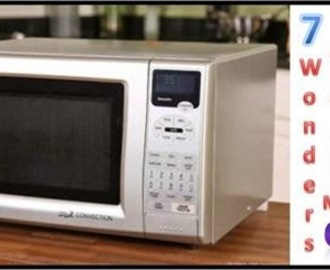 Tip #8: Seven Wonders to try in Microwave Oven!!