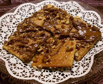 Mamaw's Toffee Bars