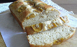 Banana Eggless Bread