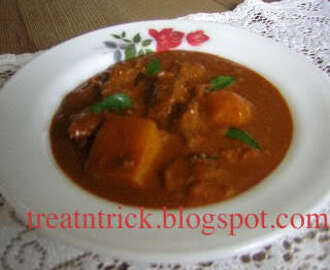MUTTON TAMARIND CURRY