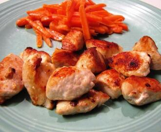 Pollo Al Ajillo - Garlic Chicken. Yummy