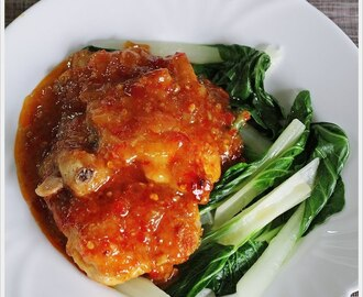 Chilli Jam Chicken