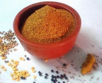 Traditional Rasam Powder Recipe
