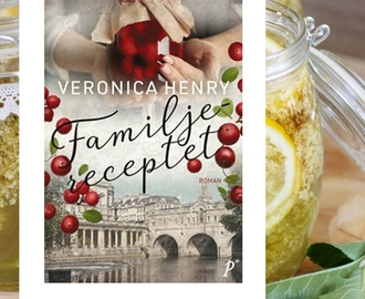 Recension: Familjereceptet av Veronica Henry