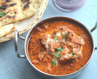 Restaurant style Butter Chicken