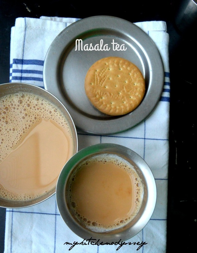 Indian Masala Chai Recipe | Homemade Masala Tea
