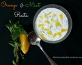 Orange & Mint Raita