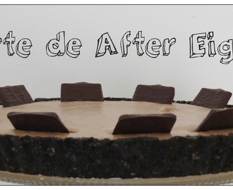 Tarte de After Eight