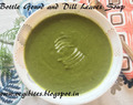 Bottle gourd and Dill Leaves Soup