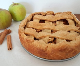 RECEPT: Amerikaanse appeltaart (apple pie) - This Girl Can Cook